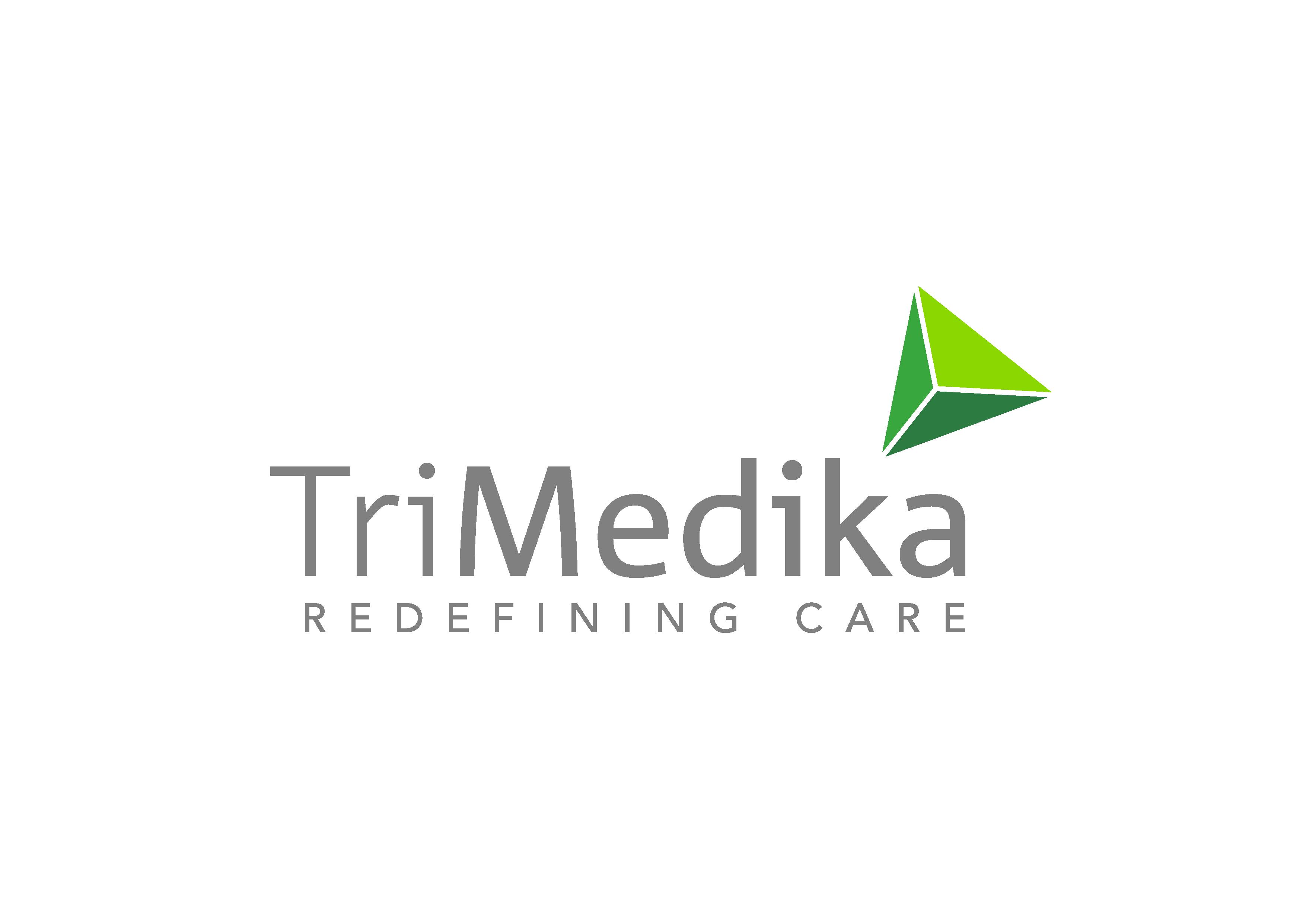 TriMedika Brand Logo