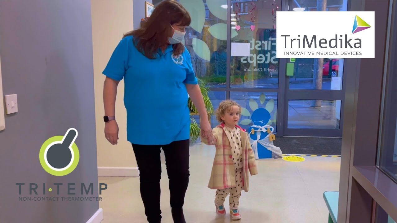 Newhill Daycare Center receives a TRITEMP