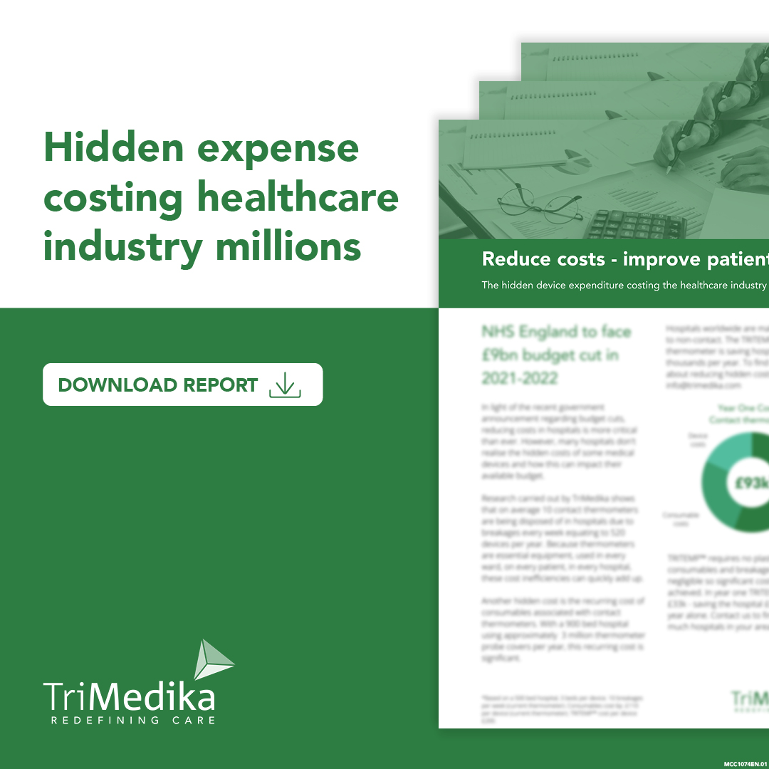 Hidden Costs in Healthcare Report